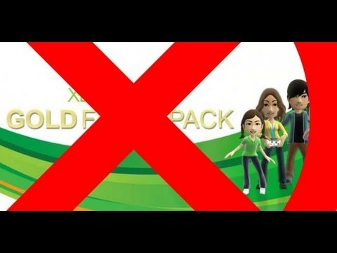 No More Xbox Live Family Gold Pack!