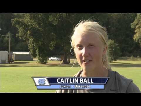 UNC Women's Soccer: Walk-On Starter Caitlin Ball