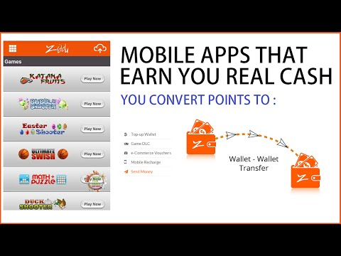 Making Real Money With Play Mobile Games That App Earn You Real Cash And Recharge