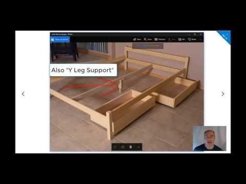 Wood Platform Bed Frames