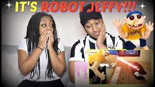 "SML Movie: ""Robot Jeffy"" REACTION!!!"