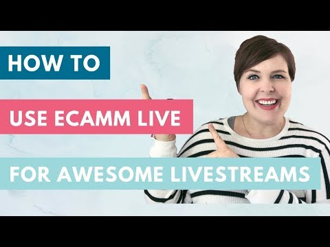 Ecamm Live for Mac (CREATE AWESOME LIVESTREAMS NOW!)