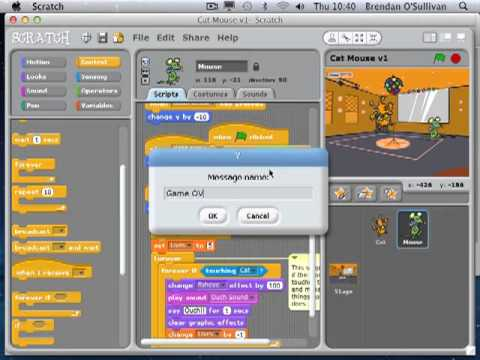 Scratch Game Part 3 - Finish and Restart