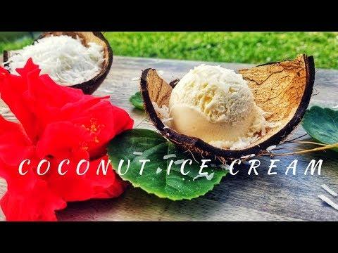 Trinidad Coconut Ice Cream - Episode 182