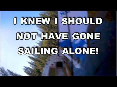Sailing the Sea Lite 28 Alone