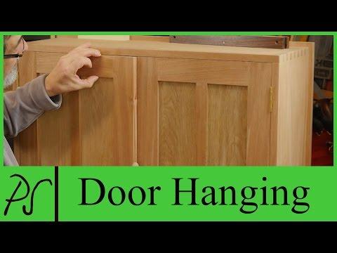 Door Hanging | Paul Sellers