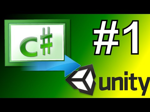 Unity C# Scripting Tutorial For Beginners-Introduction To C# For Unity Game Development