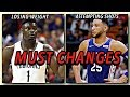 These NBA Stars Must Change This Season