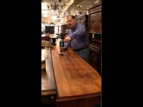 How to Clean & Wax Antique Furniture - Part 3