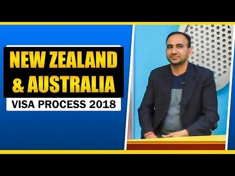 New Zealand and Australia Visa Requirements 2018