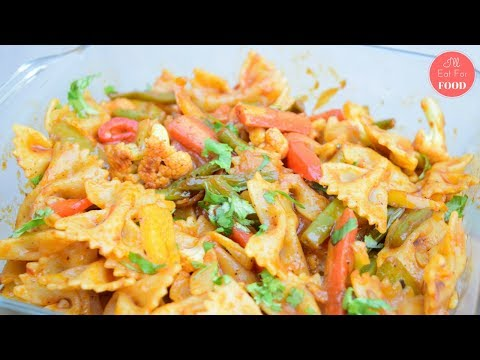 Easy Farfalle Pasta - Thanksgiving Special │Episode 080│ I'll Eat For Food