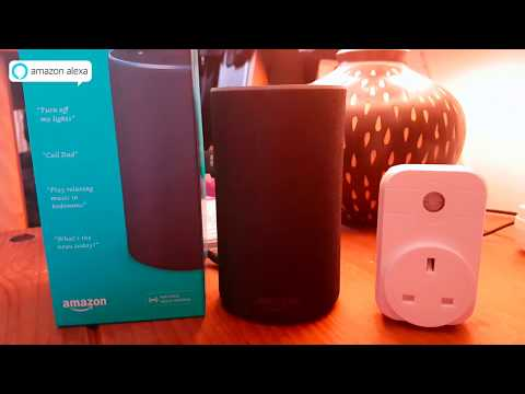 How to Control Lights and Switches with Echo Alexa