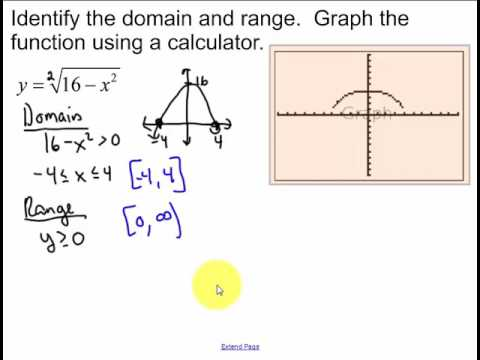 1.1/1.2 - Lines, Functions and Graphs