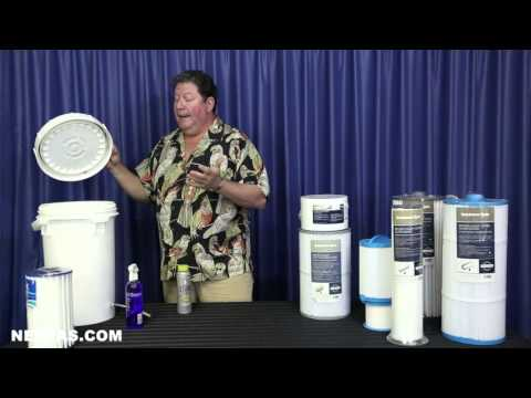 Hot Tub Filters How to Clean and Replace Them.