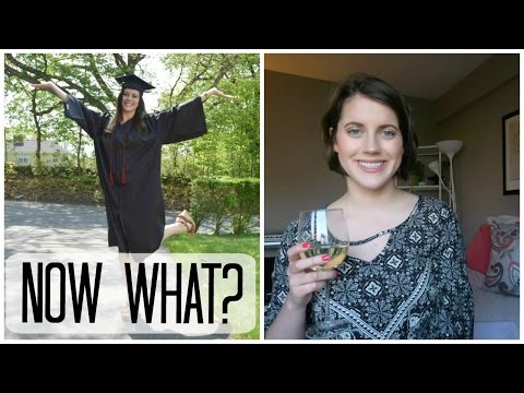 5 Things to Do RIGHT After College Graduation