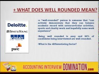 How you can ace your PWC, KPMG, E&Y and Deloitte Interview by knowing these 10 Characteristics.mp4