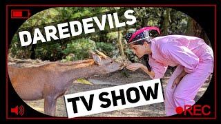 SHOOTING FOR DAREDEVILS TV SHOW IN JAPAN  🇯🇵🎥  | NHK WORLD | Part 2 | Rickshawali