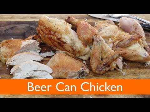 Beer Can Chicken | The Frugal Chef