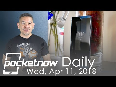Huawei Mate 20 Pro leaks, BlackBerry Athena rumors & more - Pocketnow Daily