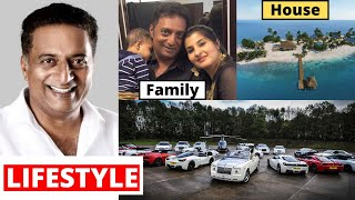 Prakash Raj Lifestyle 2020, Wife, Income, House, Cars, Family,Biography,Movies,Son,Daughter&NetWorth