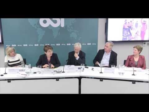 Syria crisis response: lessons learned - Panel discussion