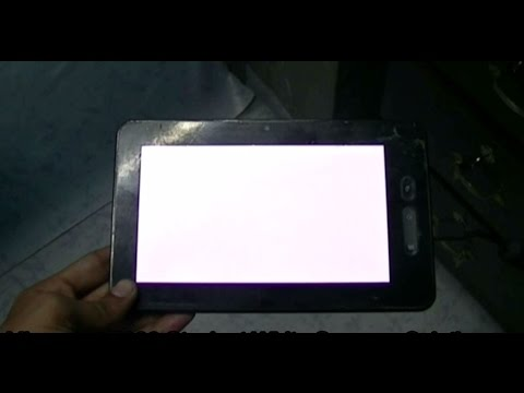 Micromax Funbook Tablet White Screen Problem Solution
