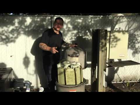 Hayward PROGRID 4820 Pool Filter Cleaning
