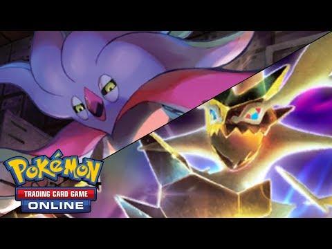 Pokémon TCG Online: Mazo Ultra Necrozma-GX/Malamar [BKP-FOL]
