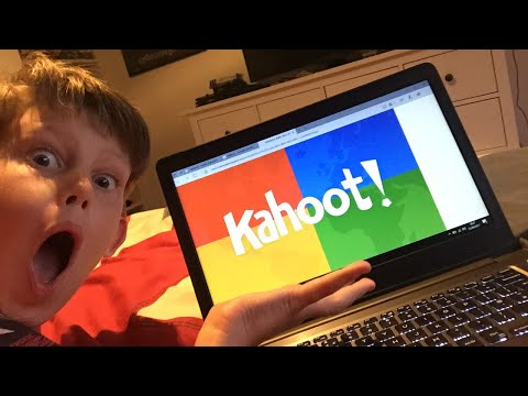 Join Me KAHOOT LIVE