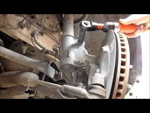 2007 Mustang Strut & Spring Replacement - Part 1