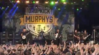 Dropkick Murphys  Out Of Our Heads Live In Sweden