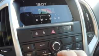 How to install a tablet in your car music jinni for Astra h tablet install