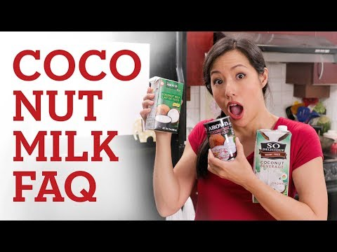 COCONUT MILK: Everything You Need to Know - Hot Thai Kitchen
