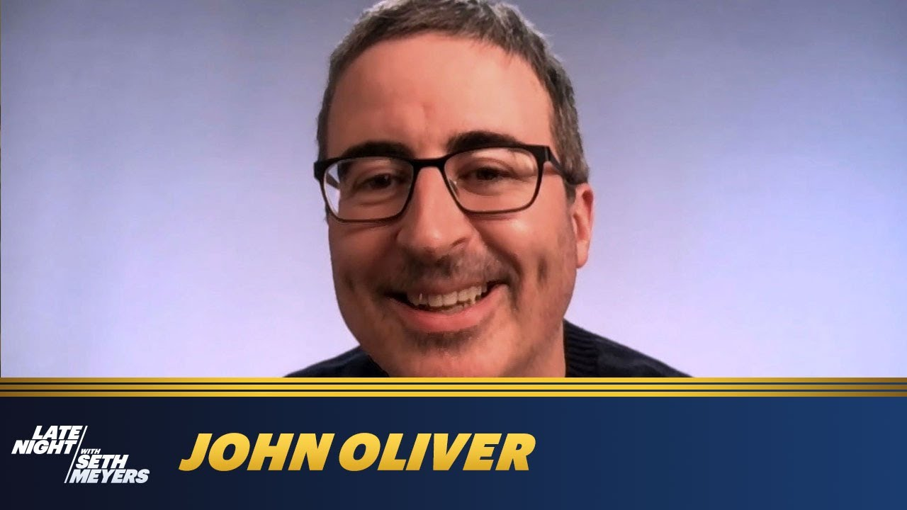 John Oliver Once Had Everyone Walk Out of His Stand-Up Show