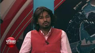 Madhyam Saxena interview with rajasthan patrika