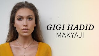 Gigi Hadid Makyajı & Iphone7 Hediyesi | Gigi Hadid Makeup Tutorial