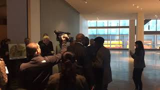 Protesters confront Cowboys' Jerry Jones at NFL meeting