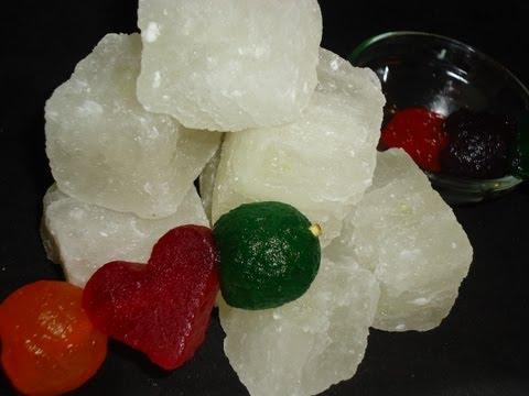 Petha recipe, Agra Ka Petha, Winter melon candy, Murabba recipe, Ash Gourd Candy, Petha