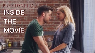 Dirty Sexy Saint - Inside The NYC Premiere | PassionFlix David A. Gregory Romance Movie HD