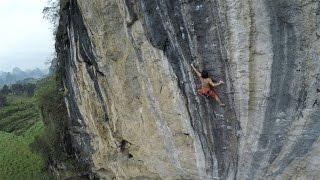 GoPro: Rock Climbing China