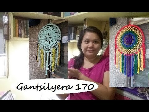 Gantsilyera 170: Beads Order and Dreamcatchers