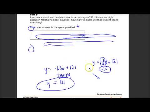 Question 28 -  Integrated Math 1 -  TNReady Practice Test