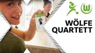 Spaßiges WG-Quartett mit Feli Rauch & Pia Wolter | VfL Wolfsburg Frauen