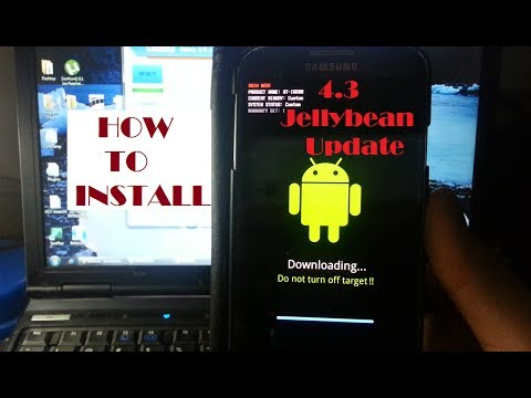 How to install 4.3 Jellybean on Samsung Galaxy S4