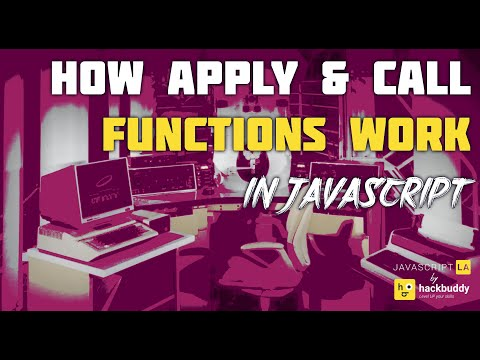 How Apply & Call Functions Work in JavaScript
