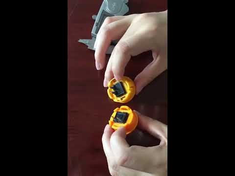 push button from Max Game