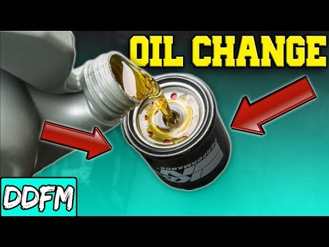 How To Change Motor Oil in a Harley Davidson Sportster 1200