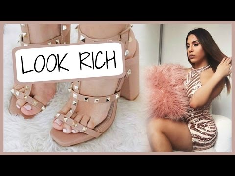 How To Look Rich AF! (TIPS & TRICKS)