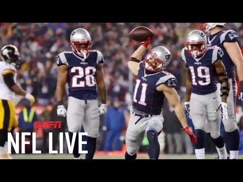 Julian Edelman facing suspension from New England Patriots | NFL Live | ESPN