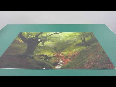 How to Mount Photo Prints to Foam Board (Rigid Mounting)